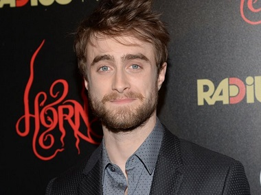 Daniel Radcliffe. AP photo
