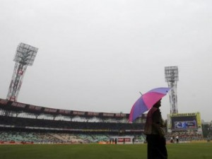 Kolkata's Eden Gardens will host the second Test between India and New Zealand. Reuters