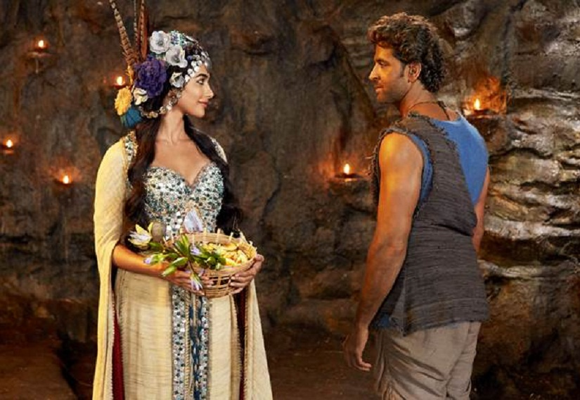 Pooja Hegde and Hrithik Roshan hark back to the Indus Valley Civilisation in 'Mohenjo Daro'