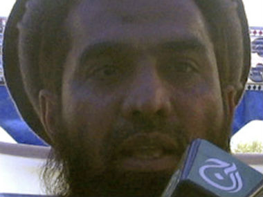 File photo of Zakir ur Rehman Lakhvi. Reuters