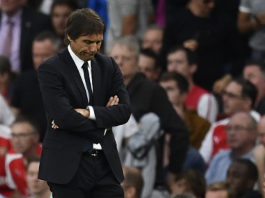 File photo of Chelsea manger Antonio Conte. Reuters