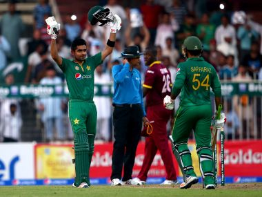 Babar Azam stars in Pakistan's dominant win over West Indies to clinch ODI series