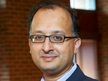 A file photo of Sujit Choudhry. Pic Courtesy: University of California