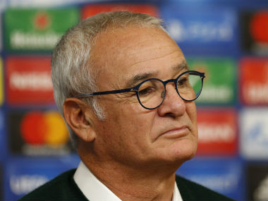 File photo of Claudio Ranieri. Reuters