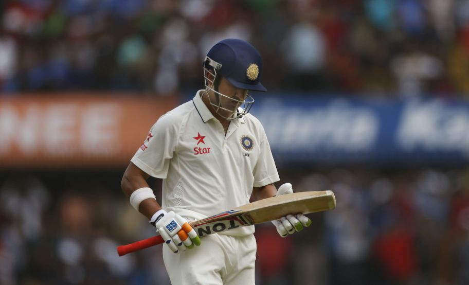 Gautam Gambhir returned to the Indian side after 2 years. In his comeback match, he scored 29. AP
