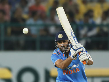 India vs New Zealand  MS Dhoni terms bowlers      performance in     Firstpost