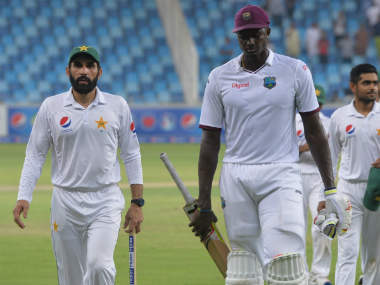 Pakistan vs West Indies: Misbah-ul-Haq, Jason Holder impressed by competitive day-night Test