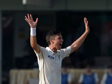 India vs New Zealand: Trent Boult calls hot and humid conditions in Kolkata toughest he's faced so far
