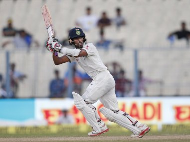 Wriddhiman Saha to rest for two weeks on Anil Kumble's advice, will skip Ranji Trophy matches