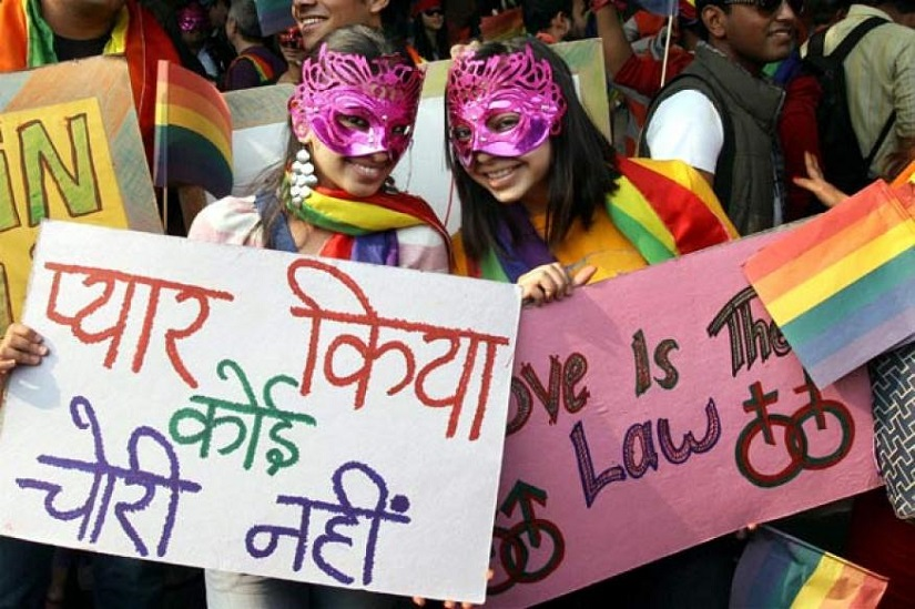 PTI/File photo of Gay Pride March