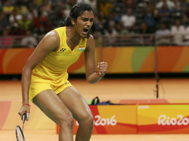File photo of PV Sindhu. Reuters