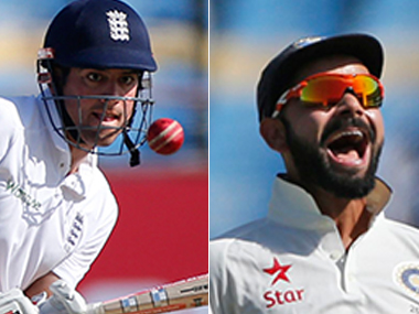 India vs England, 1st Test, Day 3, Highlights: Visitors strike twice before stumps