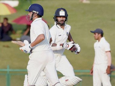 Ranji Trophy roundup: Shikhar Dhawan makes fluent return from injury, wickets tumble in Bengal's 400th game