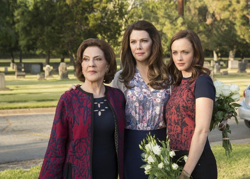 A still from 'Gilmore Girls: A Year In The Life' on Netflix