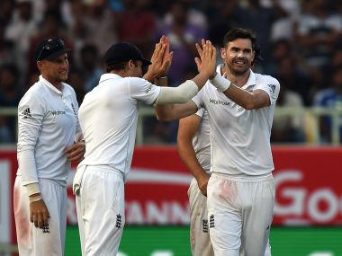 India vs England: James Anderson says visitors must be 'extremely good' on Day Two to get out of trouble