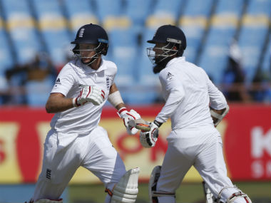 Joe Root and Moeen Ali shared a partnership of 179 for the fourth wicket. AP
