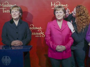 The Madame Tussauds wax museum in Berlin, Germany. Reuters