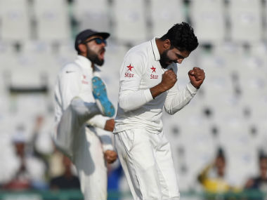India vs England, 3rd Test: Hosts make up for woeful start on Day 1 with spirited bowling