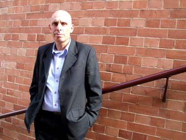 File photo of Indian football coach Stephen Constantine. Wikimedia