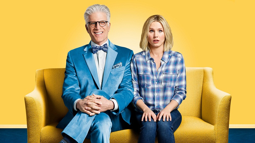Poster of 'The Good Place'