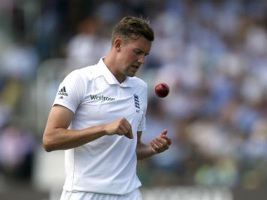 India vs England: Jake Ball has all the makings of a James Anderson, but isn't ready for lead role yet