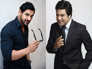 John Abraham got miffed with Krushna Abhishek and walked out of his show Comedy Nights Bachao Taaza