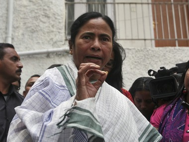 Mamata Banerjee. File photo. Reuters