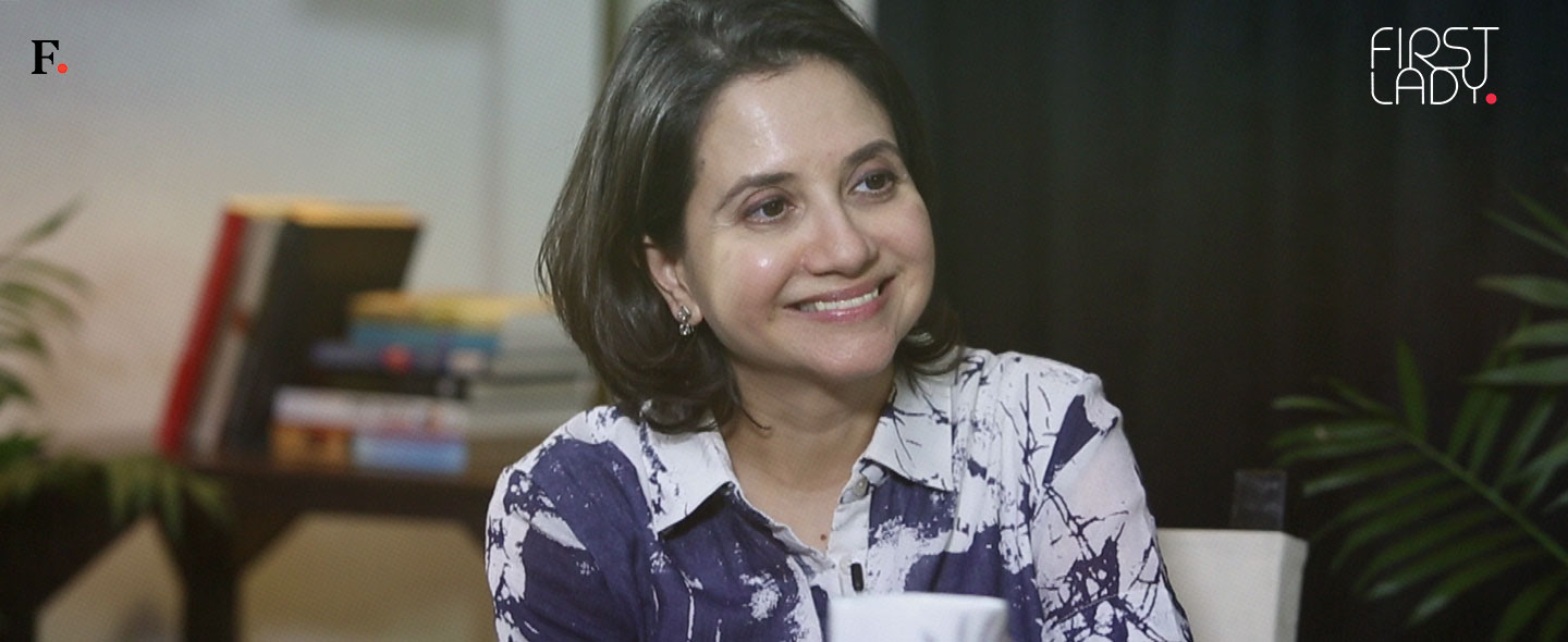 First Lady: Anupama Chopra discusses Bollywood, wage disparity and more with Meghna Pant