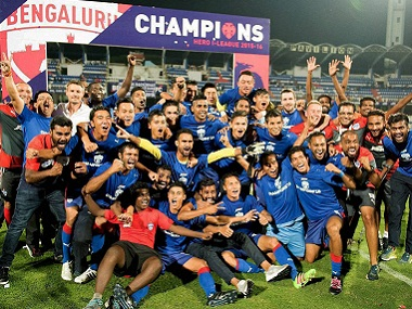 I-League: Injury-depleted Bengaluru FC embark on title defence against Shillong Lajong
