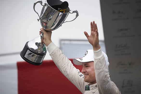 F1: Reigning champion Nico Rosberg announces decision to quit Formula 1 immediately