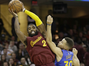 6cff7e167e4 NBA roundup  Kyrie Irving secures Cavaliers  last-gasp win over Warriors   Spurs defeat Bulls - Firstpost