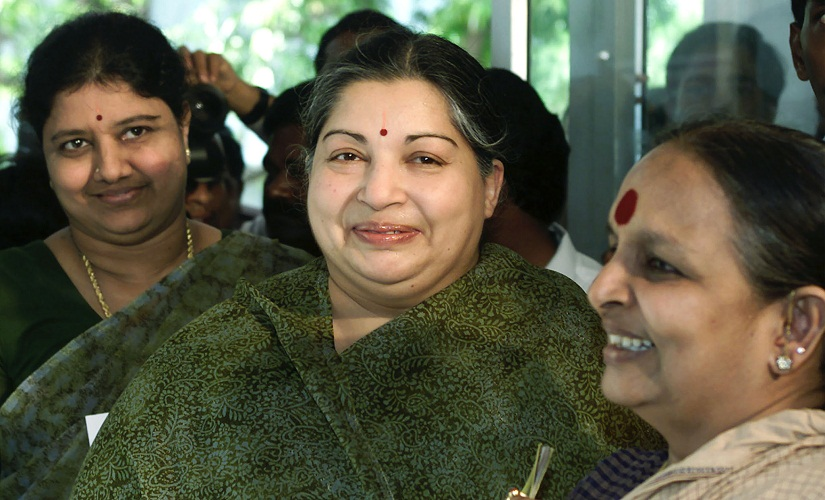 jayalalithaa and sasikala relationship