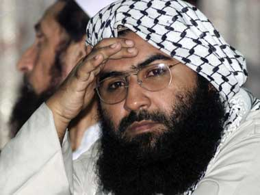 File photo of Jaish-e-Mohammad Chief Maulana Masood Azhar. Reuters