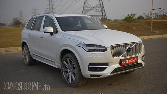 volvo xc90 t8 excellence road test review. Black Bedroom Furniture Sets. Home Design Ideas