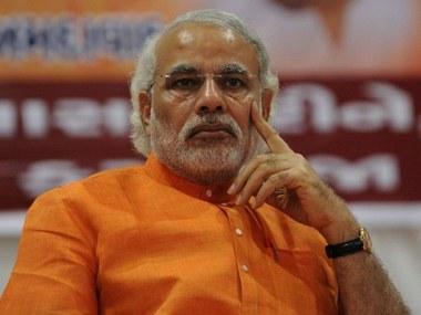 Narendra Modi. AFP