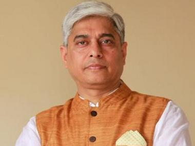 Minister of State for Home Affairs Vikas Swarup. Image courtesy: Twitter/@MEAIndia