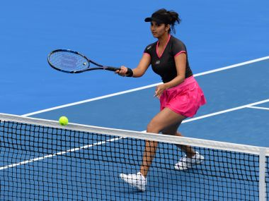 Sania Mirza implements mother's idea, launches tennis