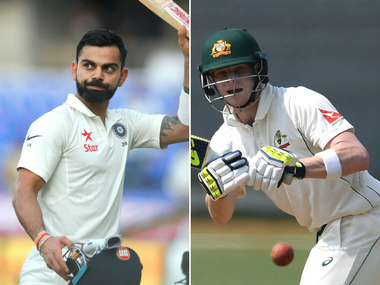 Highlights India vs Australia 2017, 1st Test Day 3, cricket scores and updates: O'Keefe, Lyon spin visitors to 1-0 series lead