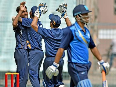 Vijay Hazare Trophy: MS Dhoni speaks to Eden Gardens curator after 20 wickets in 52.4 overs