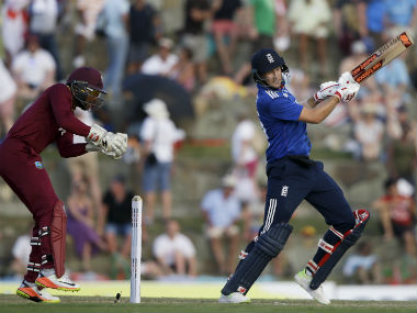 West Indies vs England: Joe Root's unbeaten 90 in second ODI guides visitors to series win