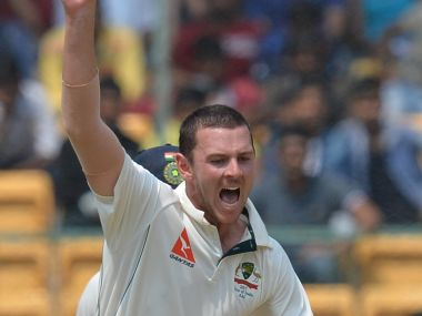 India vs Australia: Josh Hazlewood says fast bowlers will play a bigger role in the next two days
