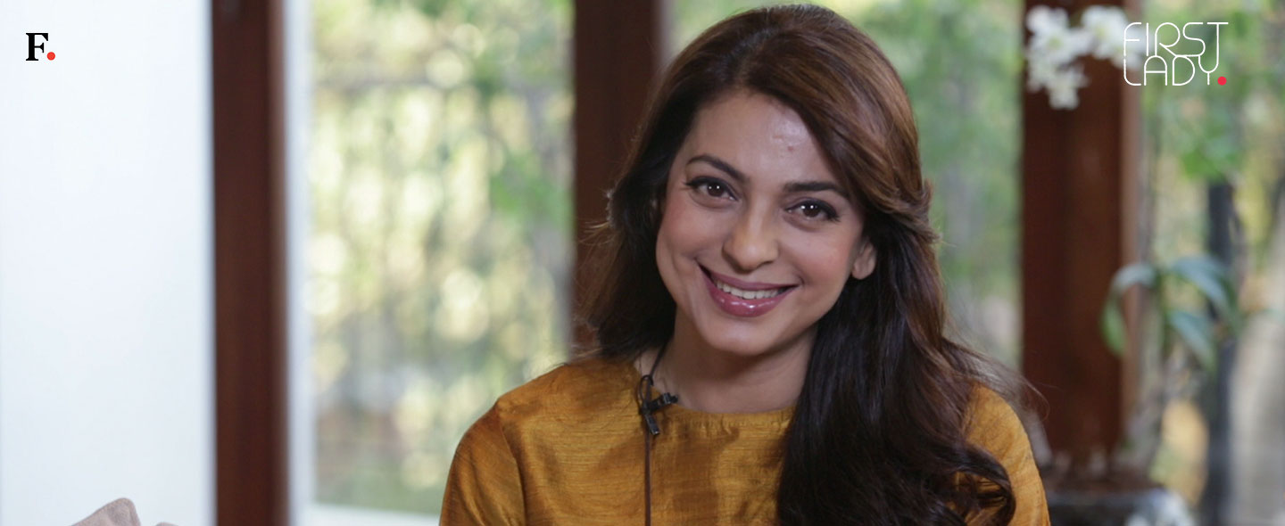 First Lady: On International Women's Day, Juhi Chawla recalls female figures in her life