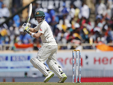 India vs Australia, 3rd Test: Steve Smith continues to frustrate hosts, Jadeja gets Glenn Maxwell before Lunch