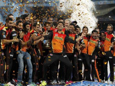 IPL 2017 teams: Sunrisers Hyderabad full squad