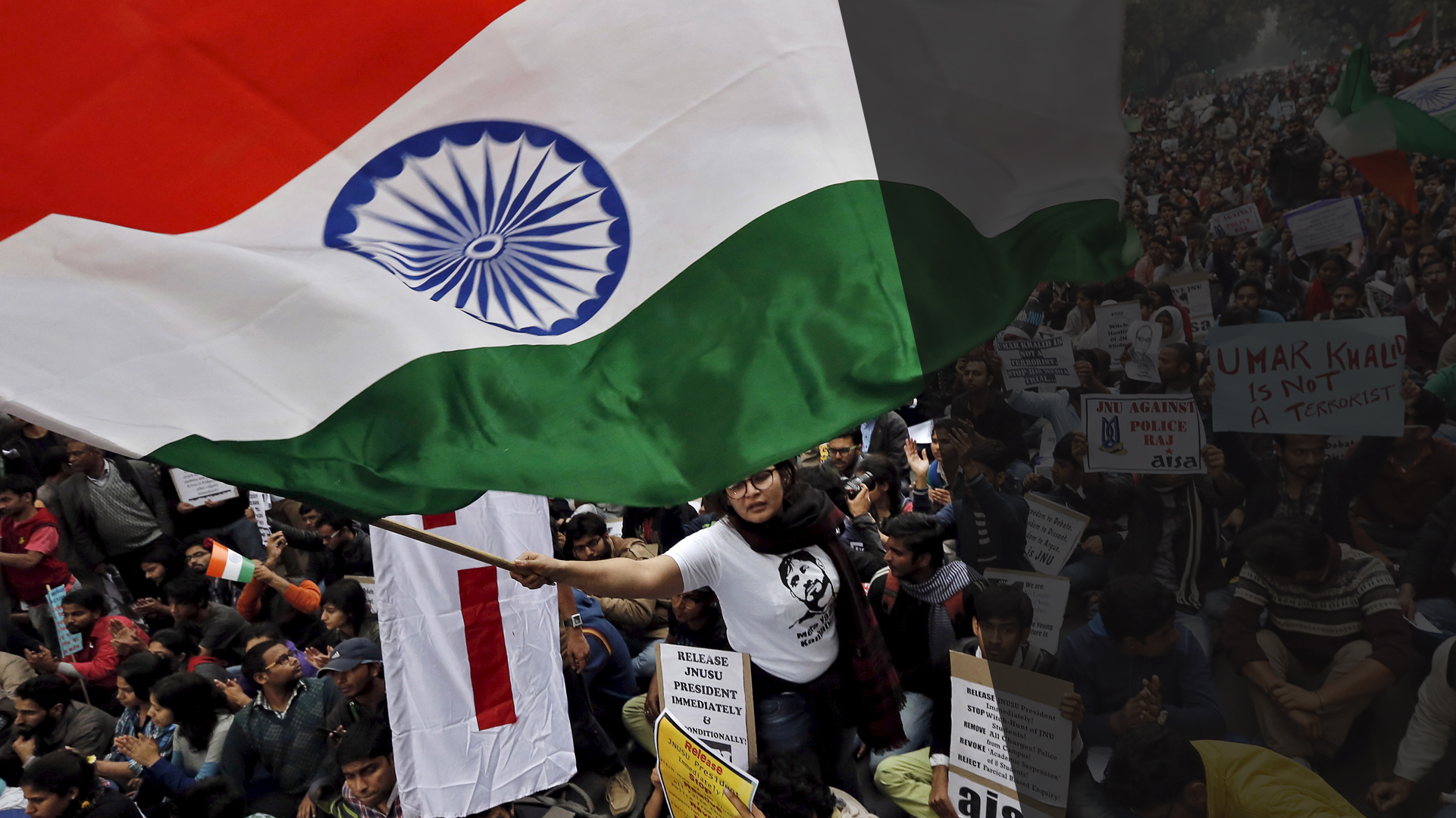 Dissent gagged: Ambiguity of free speech laws in India
