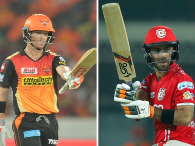 IPL 2017, Highlights KXIP vs SRH in Mohali, cricket scores and updates: SRH beat KXIP by 26 runs