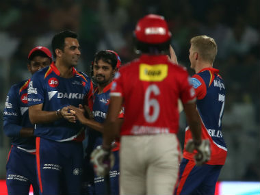 IPL 2017: Delhi Daredevils register 2nd straight win with all-round show against Kings XI Punjab
