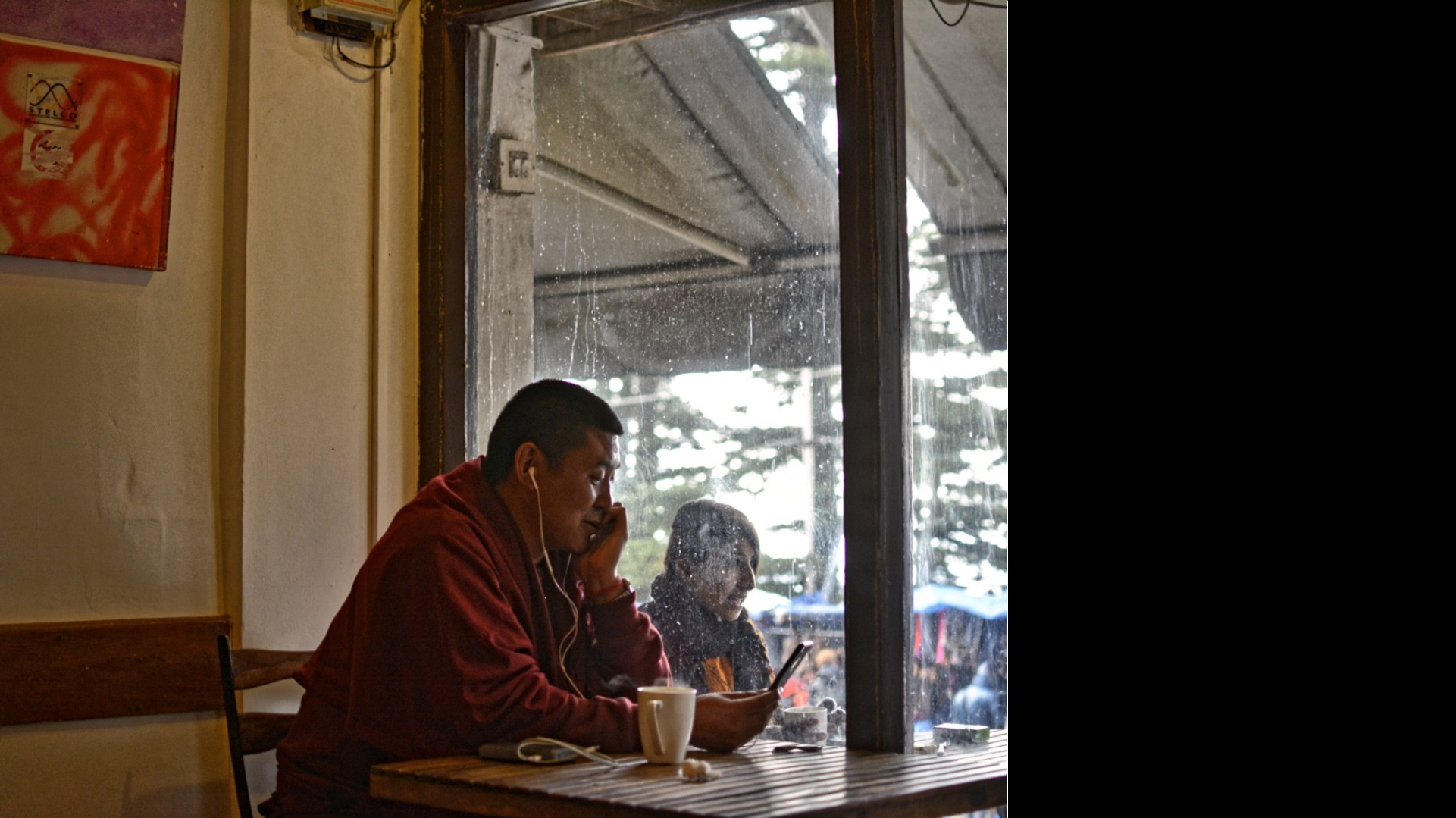 Down and out in Little Lhasa: Notes from McLeod Ganj cafés