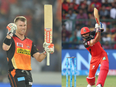 Highlights IPL 2017, RCB vs SRH at Bangalore, cricket scores and updates: Match called off due to rain