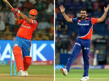 IPL 2017, Highlights GL vs DD at Kanpur, cricket score and updates: Delhi beat Gujarat by 2 wickets